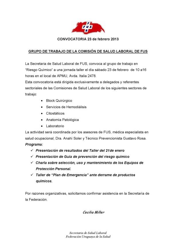 Convocatoria 23 febrero salud laboral (2)-1