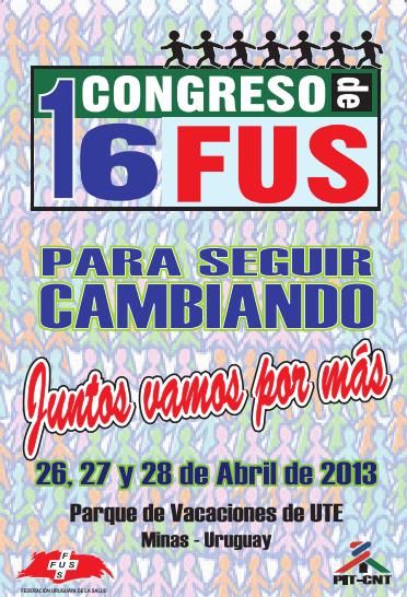 16 congreso fus