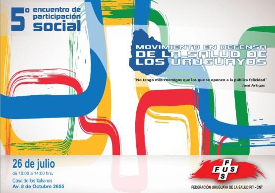 movimiento en defensa de la salud de los uruguayos